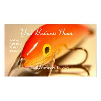 Fishin Card Business Card
