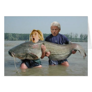 Fishin Clintons Card