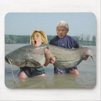 Fishin Clintons Mousepad Tapete De Ratón