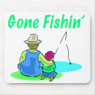 Fishin ido Mousepad