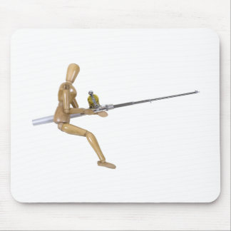Fishing120709 copy mouse pad