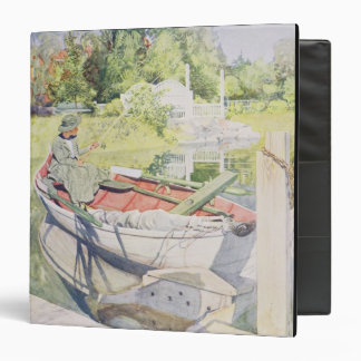 Fishing, 1909 binder