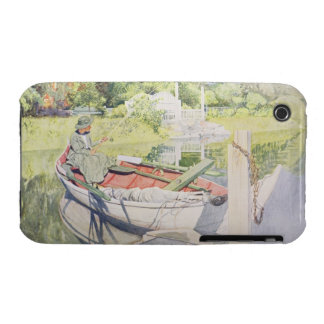 Fishing, 1909 Case-Mate iPhone 3 case
