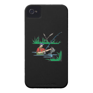 Fishing 2 iPhone 4 Case-Mate case