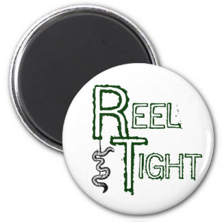fishing_2_md, R, T, EEL, IGHT 2 Inch Round Magnet