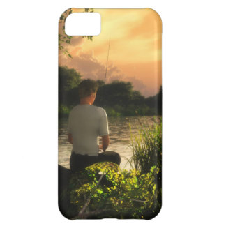 Fishing Alone iPhone5 case iPhone 5C Cases