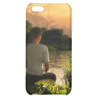 Fishing Alone iPhone 4/4S Cases