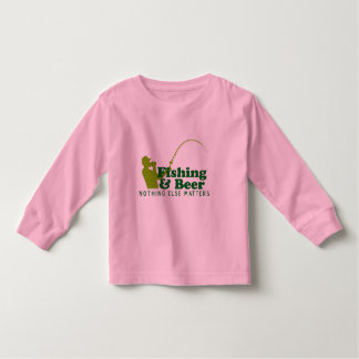 Fishing and Beer Tees