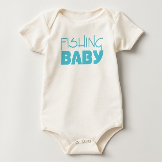 Fishing Baby Boy T-shirts & Infant One Piece
