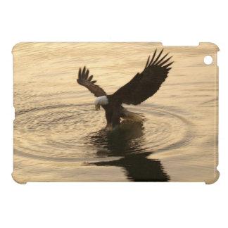 Fishing Bald Eagle at Dusk Wildlife iPad Mini Case