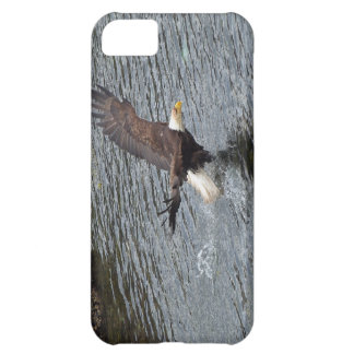 Fishing Bald Eagle & Coastal Waters iPhone Cases Case For iPhone 5C