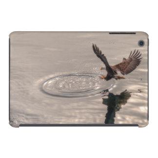 Fishing Bald Eagle & Ocean iPad Case