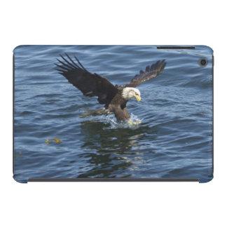 Fishing Bald Eagle & River iPad Case