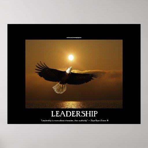 fishing bald eagle sunset motivational poster zazzle