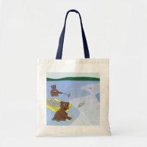 Fishing Bears - Jumping Salmon Bag