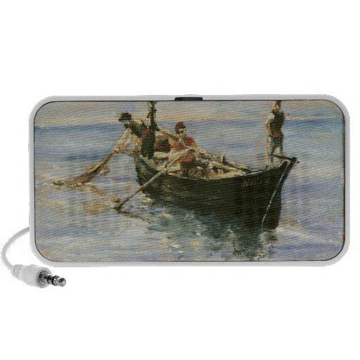 Fishing Boat, 1881 Speaker