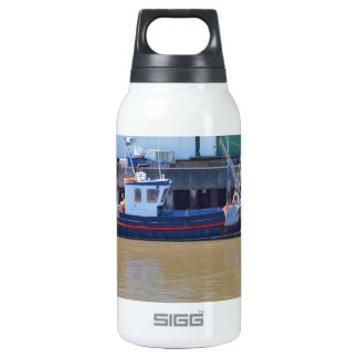 Fishing Boat Achievable YH15 Insulated Water Bottle