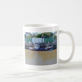 Fishing Boat Achievable YH15 Mugs