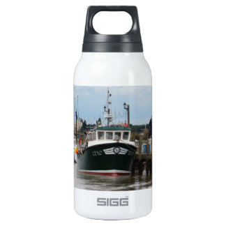 Fishing Boat Avril Rose Insulated Water Bottle