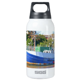 Fishing Boat Brocklesby Insulated Water Bottle