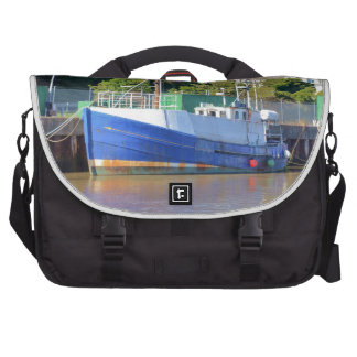 Fishing Boat Brocklesby Laptop Computer Bag