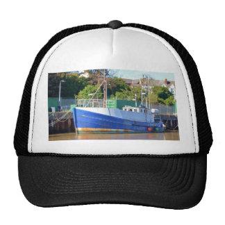 Fishing Boat Brocklesby Trucker Hat