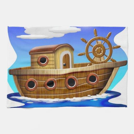 Fishing Boat Cartoon Fishing Boat Ca...