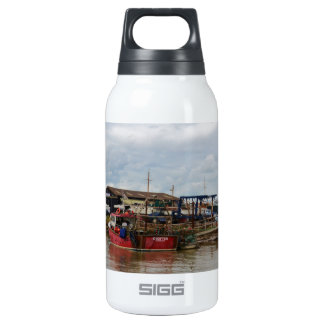 Fishing Boat Crofter Insulated Water Bottle