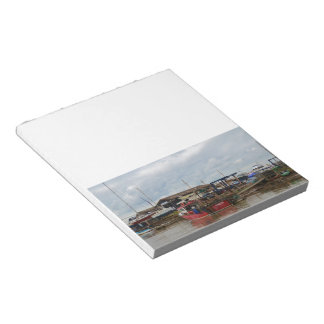 Fishing Boat Crofter Scratch Pad