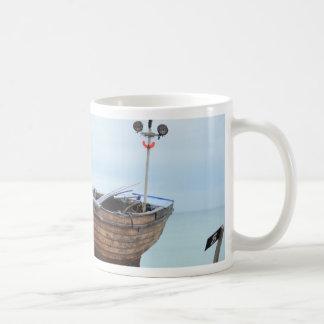 Fishing Boat Denise Coffee Mug