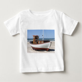 Fishing Boat Image Shirts