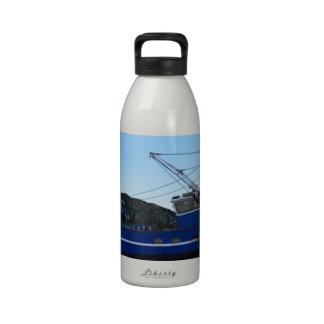 Fishing Boat Jack Henry Reusable Water Bottles
