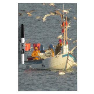 Fishing boat.JPG Dry-Erase Board