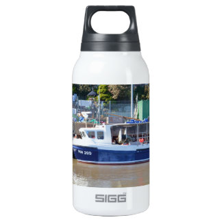 Fishing Boat MN 209 Insulated Water Bottle