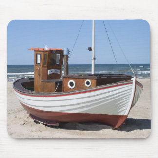 Fishing Boat Mousemats