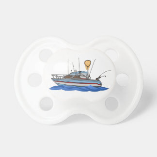 Fishing Boat Pacifier