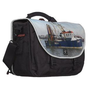 Fishing Boat Peace And Plenty Laptop Computer Bag