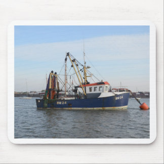 Fishing Boat Peace And Plenty Mouse Pad