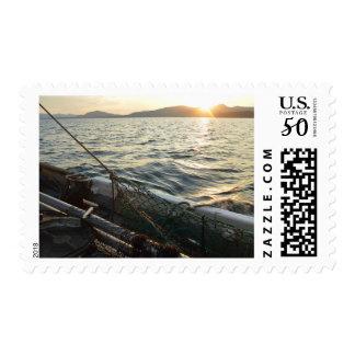 Fishing Boat Postage
