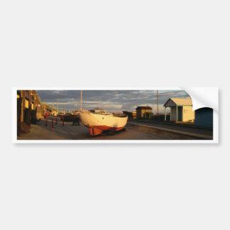 Fishing Boat Skylark Car Bumper Sticker