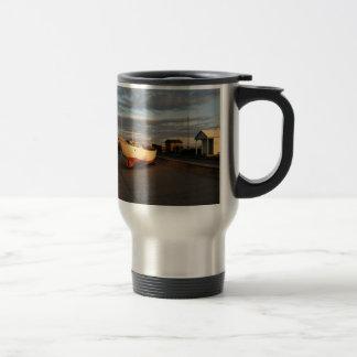 Fishing Boat Skylark Travel Mug