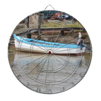 Fishing Boat Tern Dart Board