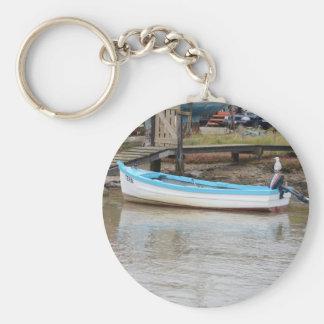 Fishing Boat Tern Keychain