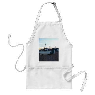 Fishing Boat William Henry Apron