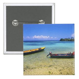 Fishing Boats, Boston Beach, Port Antonio, Button