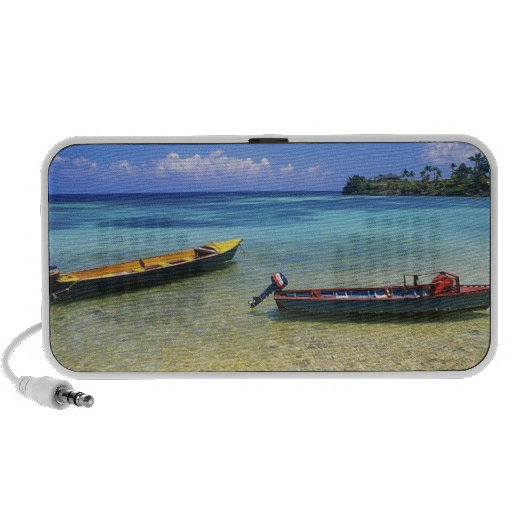 Fishing Boats, Boston Beach, Port Antonio, Travel Speaker
