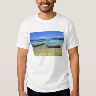 Fishing Boats, Boston Beach, Port Antonio, Tshirt