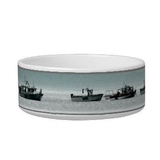 Fishing Boats Bowl