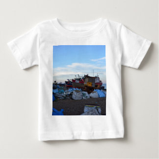 Fishing Boats Felicity And Four Brothers Baby T-Shirt