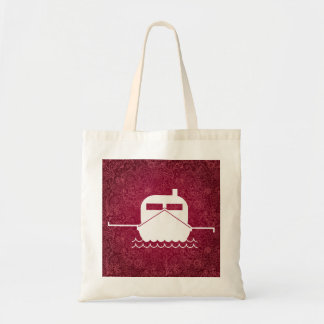 Fishing Boats Icon Tote Bag
